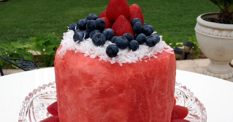 Images Watermelon Cake