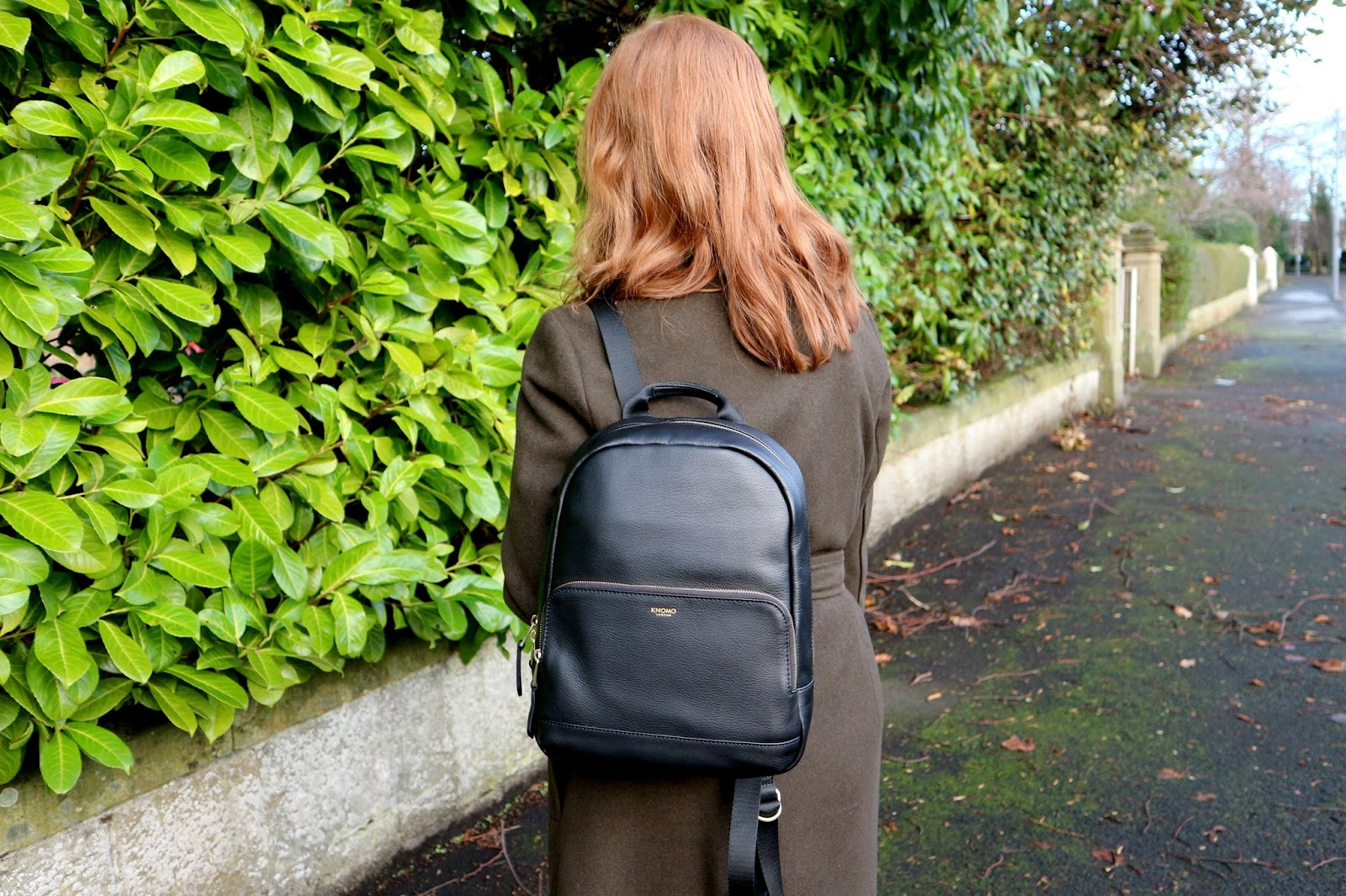 Knomo London Mini Backpack