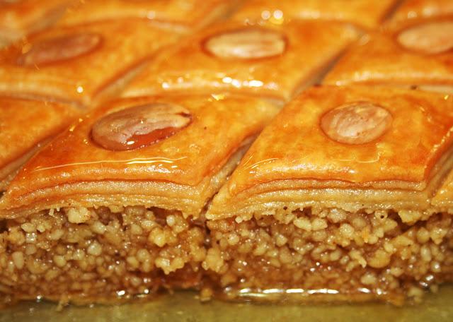 recette de Baklawa algérienne par samiratv