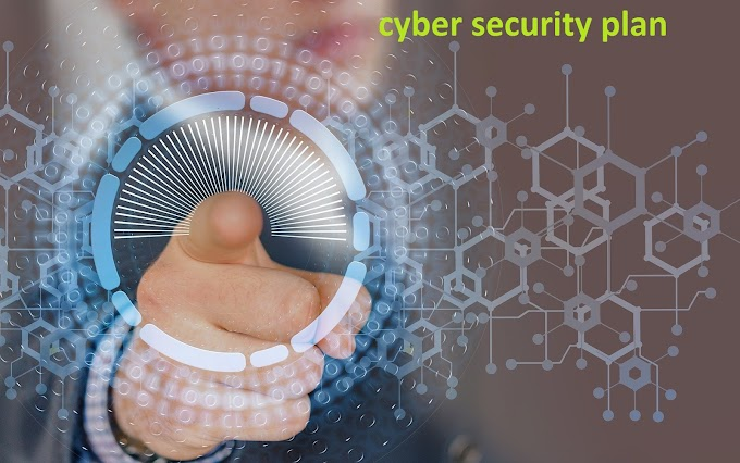 Small business cyber security plan || cyber security projects
