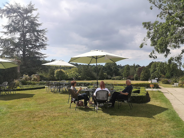 Orangery Tea Room, Ashburnham Place