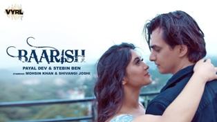 Baarish Lyrics - Payal Dev & Stebin Ben