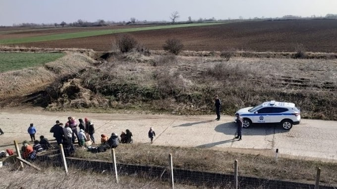 Έβρος: Τούρκοι πέρασαν το ποτάμι και... μήνυσαν Έλληνα που κάλεσε την Αστυνομία (!!!)