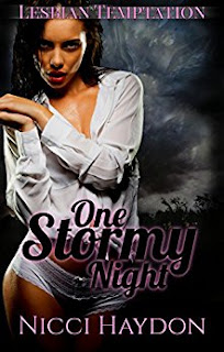 Nicci Haydon - One Stormy Night (Lesbian Temptation Book 2)