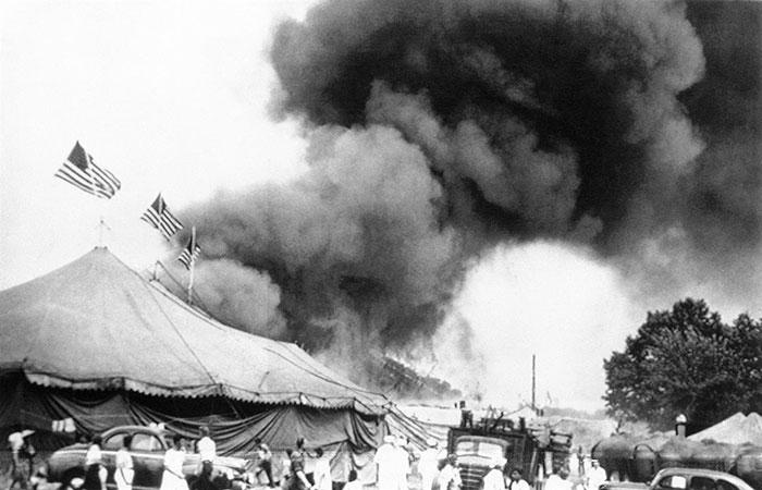 Kebakaran Sirkus Cleveland