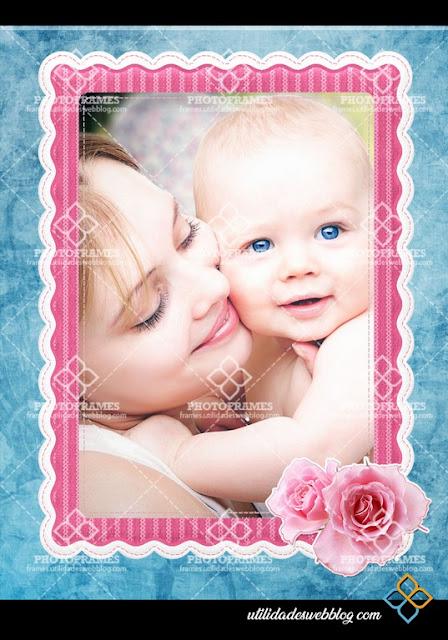 Marco para fotos del día de las madres y otras ocasiones