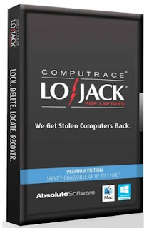 Absolute LoJack Coupon - Premium Edition