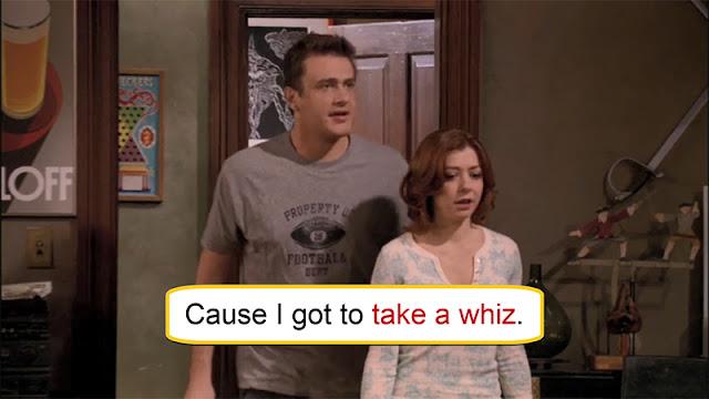 Arti Take a Whiz