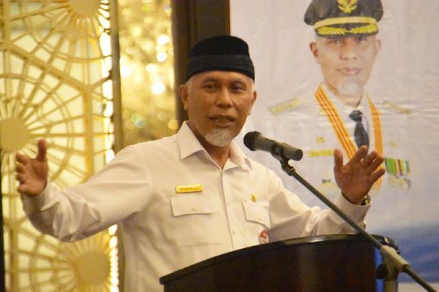 Pernah Jadi Imam di Masjidil Haram, Mahyeldi Kini Mencalonkan Diri Jadi Gubernur Sumbar
