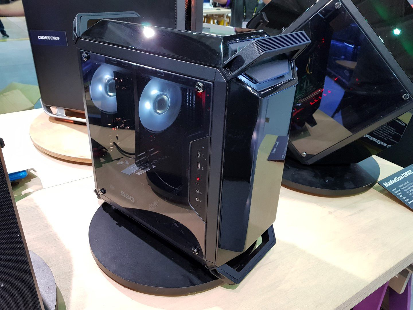 Cooler Master Brings Legends to Life at COMPUTEX 2017 41