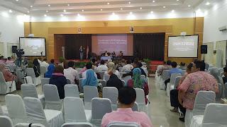 Seminar Internasional UGJ Yakin Menjadi World Class University