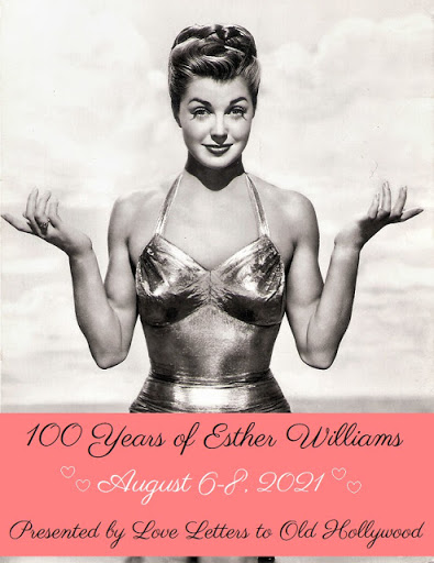 The 100 Years of Esther Williams Blogathon!