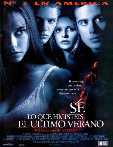 Ver Sé lo que hicieron el verano pasado (1997) Online