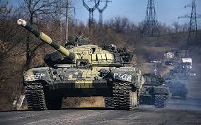 Війна на Донбасі: росіяни окопали свої танки