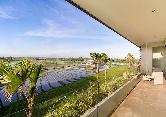 ONE BEDROOM RICE FIELD VIEW APARTMENT