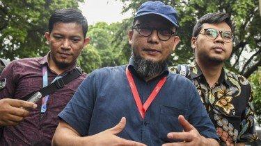 Novel Baswedan: Sebegitu Rusaknya Hukum di Indonesia