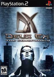 Deus Ex The Conspiracy PS2 Torrent