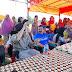 Fakhrizal Didampingi Bupati,  Masyarakat Kambang Sambut Antusias