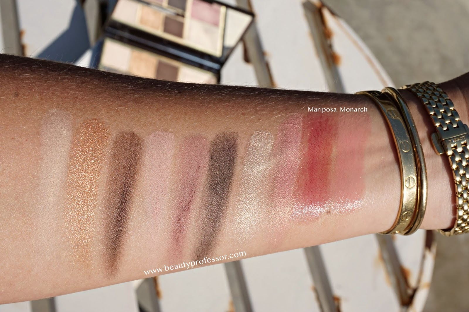 jouer metamorphosis palette swatches
