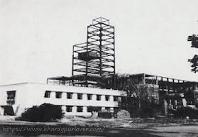 Making of The New IIT Building (IIT Kharagpur)