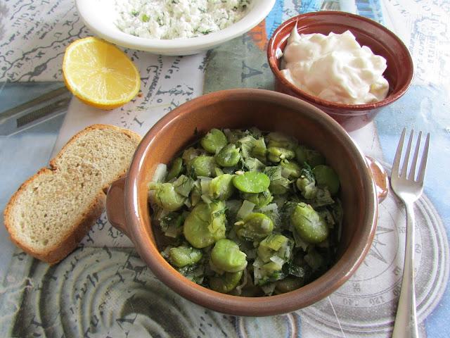 bób w oliwie