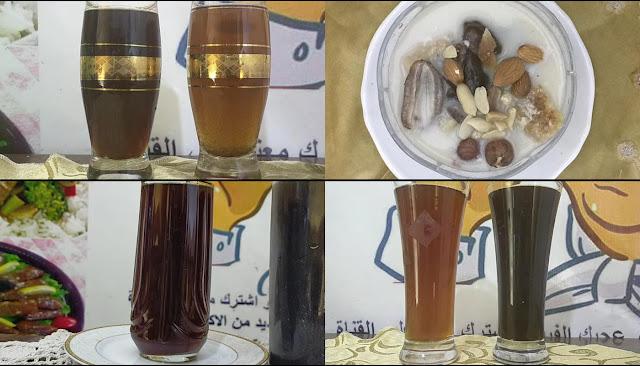 مشروبات وعصائر طبيعية تروى العطش فى رمضان / مشروبات رمضان