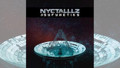 Syfynetiks EP Album Art