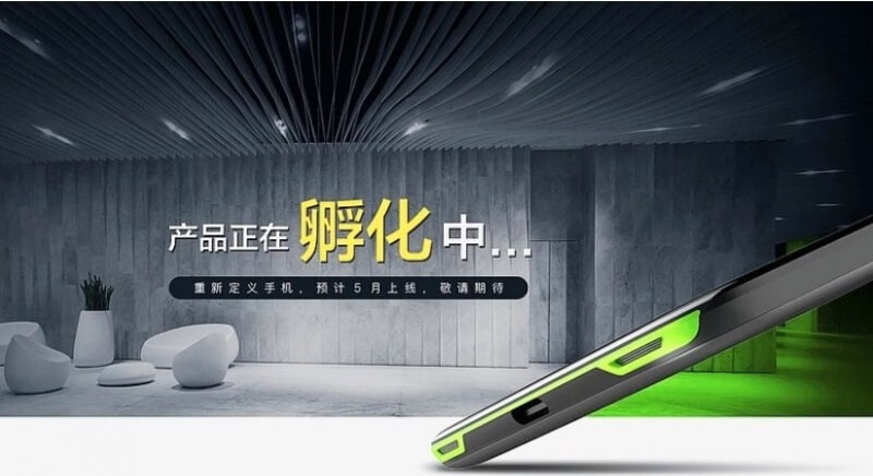 Xiaomi's Blackshark Gaming Smartphone Leaked; 18:9 Display, Snapdragon 845 and 8GB RAM?