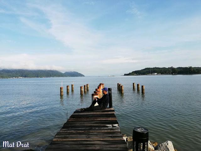 Feri Pulau Pangkor Jeti Marina