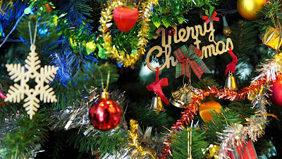Merry Christmas 2017 HD Photo Download