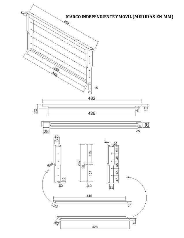CORONA APICULTORES: CONSTRUCCION DE COLMENAS LANGSTROTH