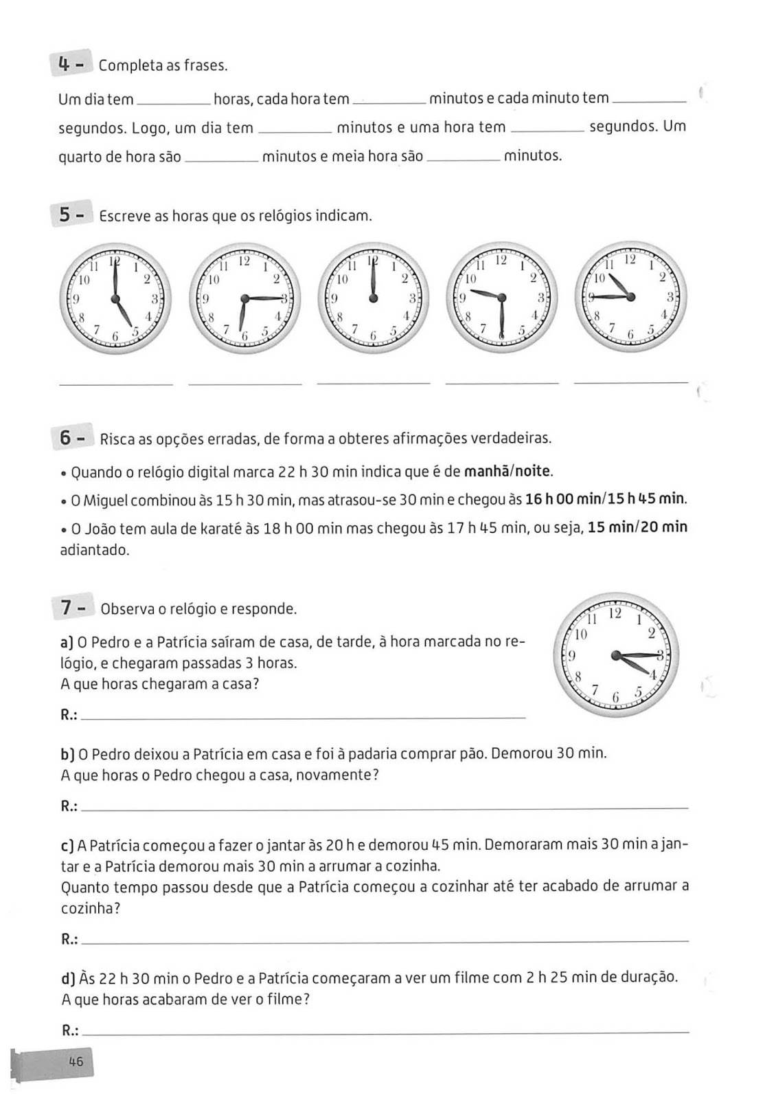 Avaliacao Matematica 3 Ano Atividades De Matematica
