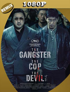 The Gangster, the Cop, the Devil (2019) REMUX [1080p] Latino [GoogleDrive] SilvestreHD