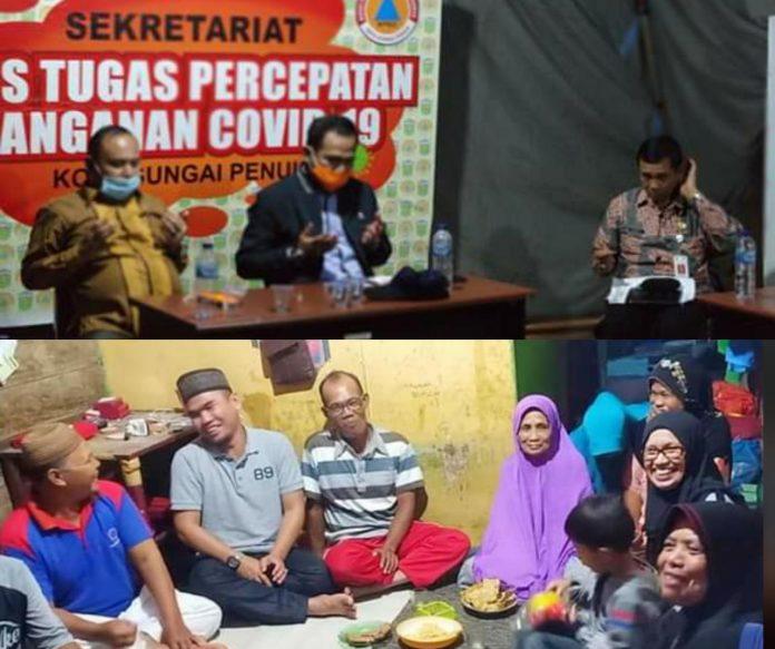 Ketua DPRD Fajran Akan Bantu Cari Solusi Pemulangan Pedagang Keliling Terdampak Lockdown