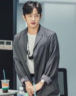 Biodata Kim Min-seok pemeran Choi Kyung Joon