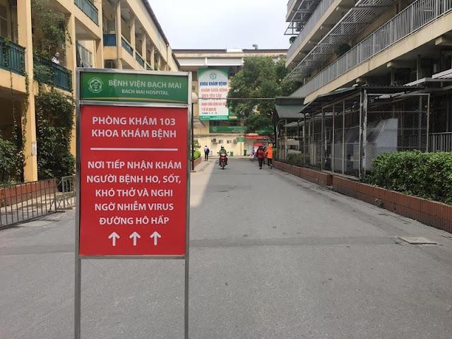 Thêm 9 ca, Việt Nam có 203 ca nhiễm virus Vũ Hán