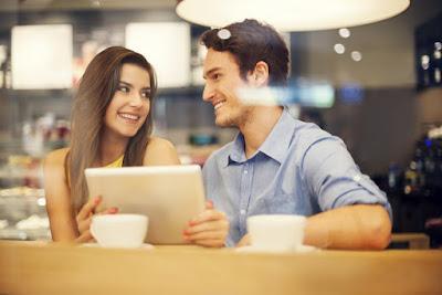 villkor för online dejtingsajt Dating en blandad ras man