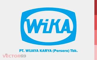 WIKA (Wijaya Karya) Logo - Download Vector File PDF (Portable Document Format)