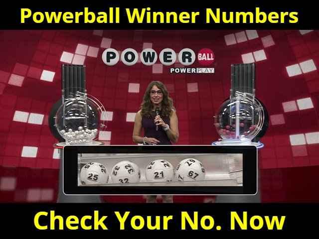 Powerball Winner Numbers Last Night
