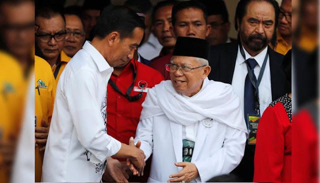 Abai Potensi Suara Milenial, 'Pasangan Tua' Jokowi-Ma'ruf Akan Dipecundangi Prabowo