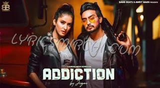 Addiction song lyrics | Jigar | Narinder Batth - Latest Punjabi Song 2020