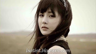 T-ara Jeon Boram Cute and Beautiful on MV T-ara - Number 9