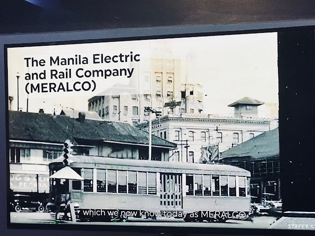 Manila Electric and Rail Company Origins