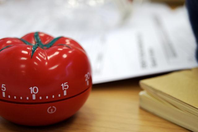 أسلوب الطماطم ... ماذا تعرف عن تقنيات تنظيم الوقت ؟؟