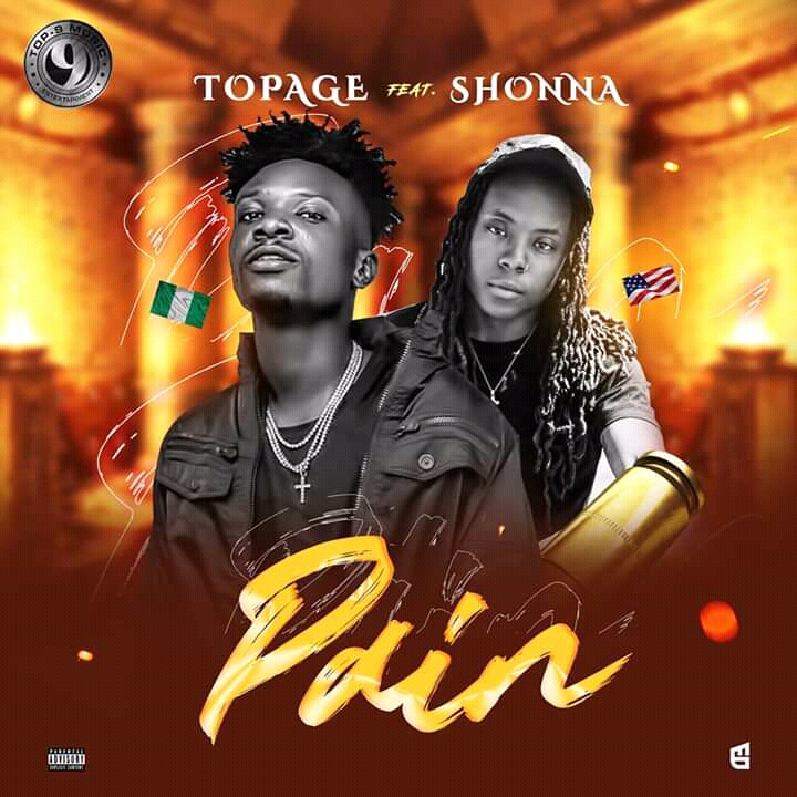 TopAge ft Shonna - Pain mp3 download