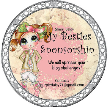 Sherri Baldy My Besties Sponsors Blog Challenges