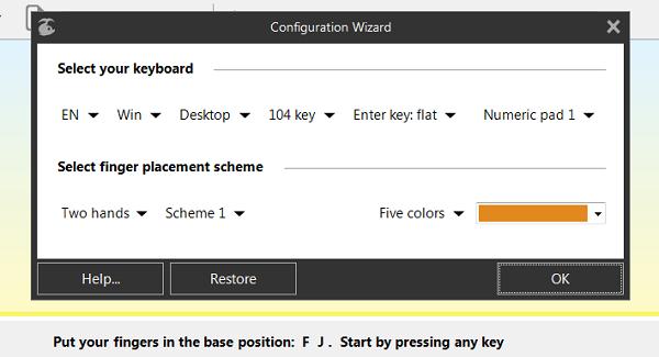 Tải RapidTyping - Phần mềm gõ 10 ngón Rapid Typing 5.4 bản mới nhất d