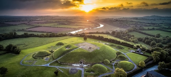 Újabb kincsekre bukkantak a legjelentősebb megalitikus ír síremléknél