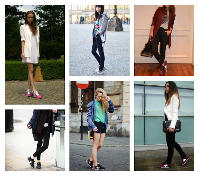 combina zapatos streetstyle zapatillas new balance
