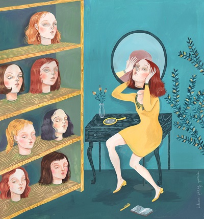 """The Dresser"" - Helena Perez Garcia 